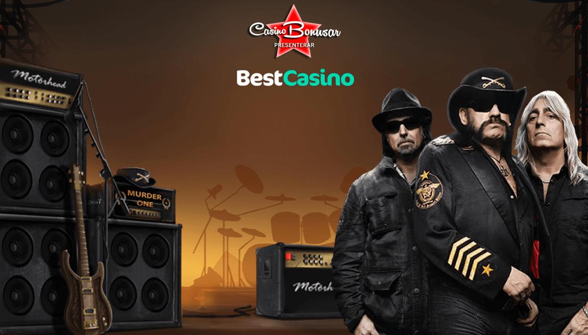 Ta del av den bästa casino bonusen hos Bestcasino
