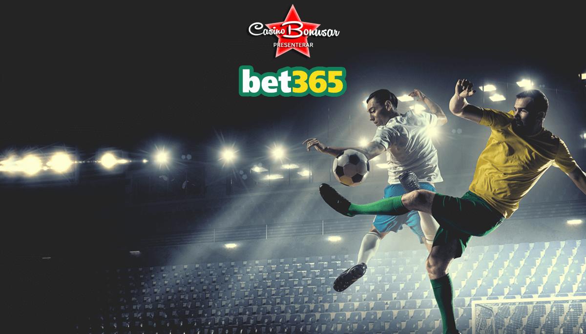 Läs om Bet365 hos Casinobonusar.nu