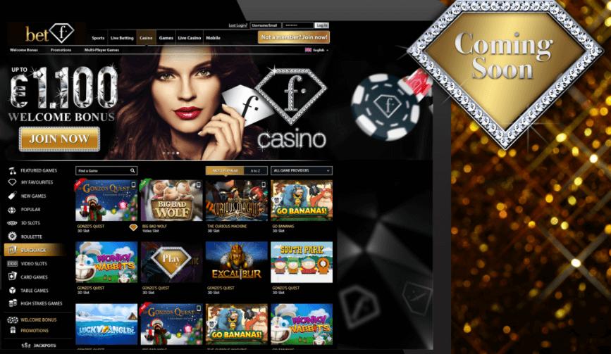 BetFashionTV online casino