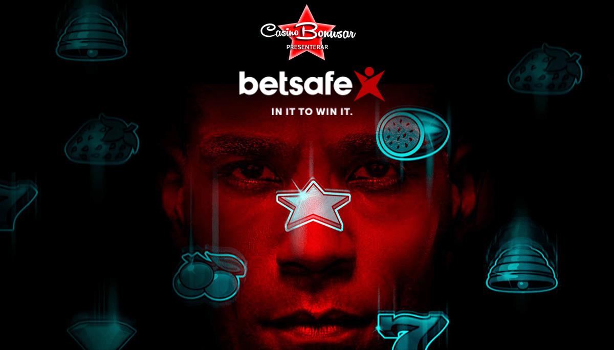 Ta del av casinobonusar hos BetSafe online