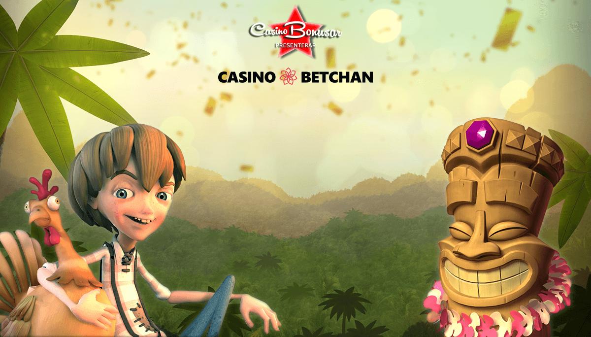 Spela hos Betchan med casinobonusar