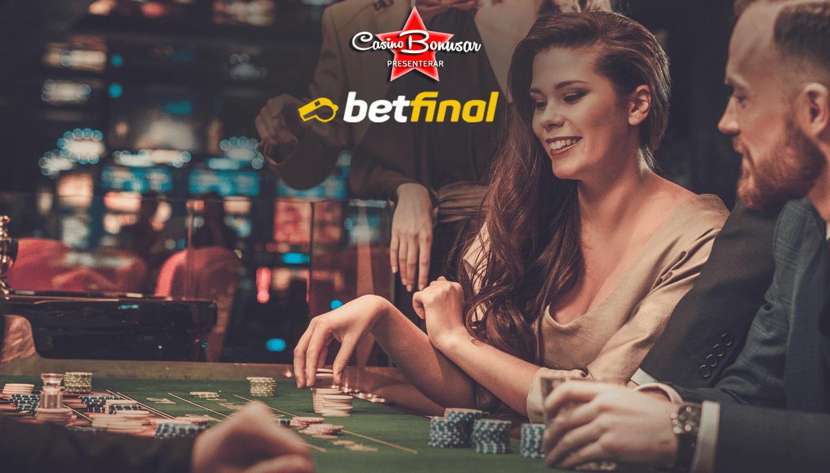 Läs mer om Betfinal hos Casinobonusar.nu
