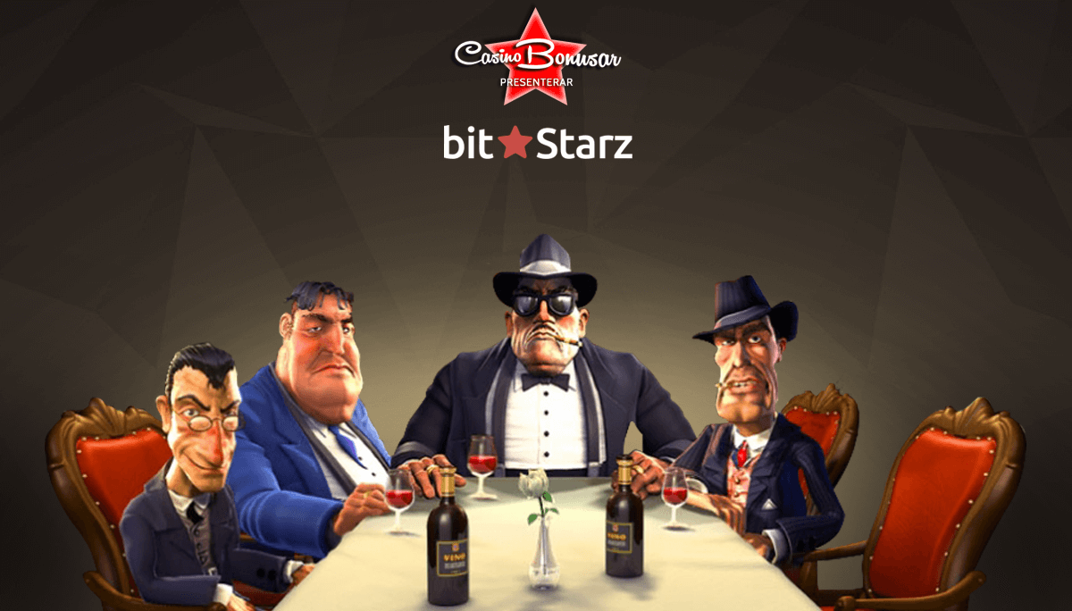 BitStarz - 5000 kr + 200 free spins!