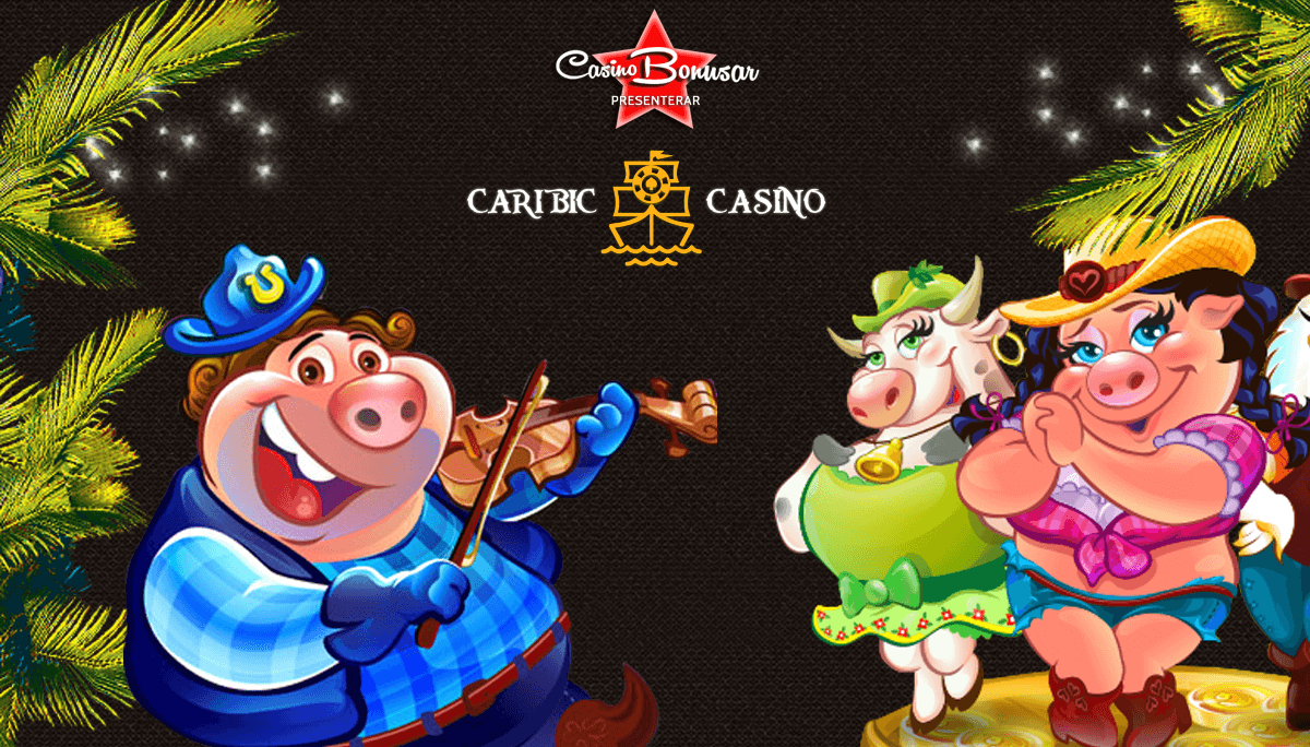 Läs om Caribic Casino hos Casinobonusar