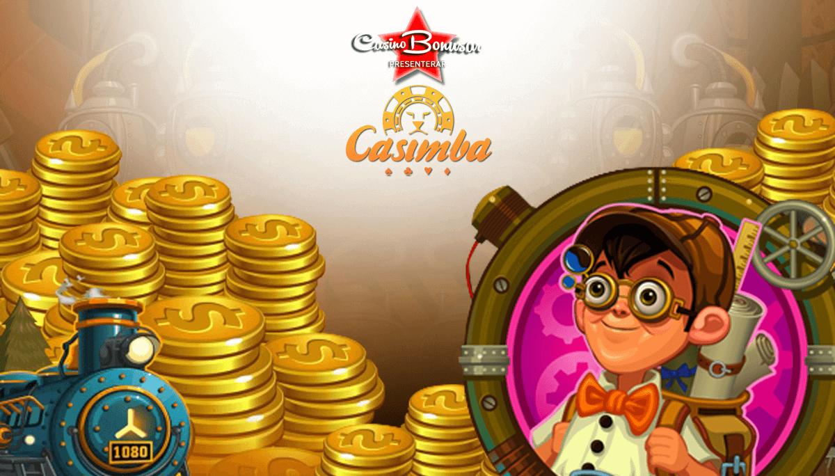 Stora casinobonusar hos Casimba