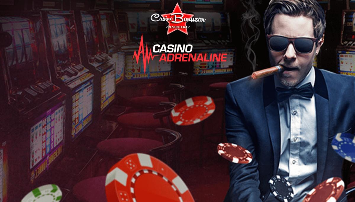 Casino Adrenaline casinobonusar.nu
