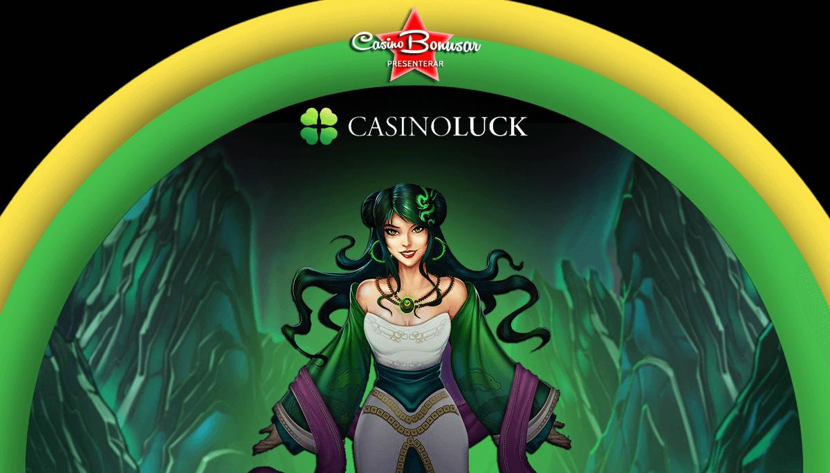 Casinobonusar finns hos Casino Luck