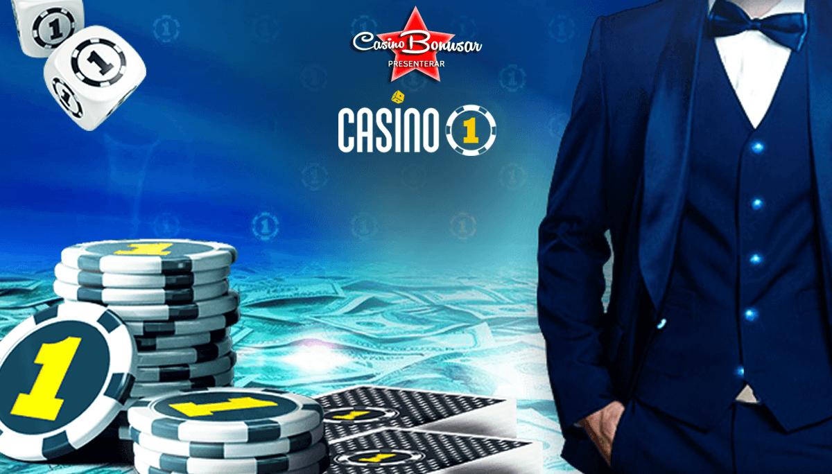 Använd casinobonusar hos Casino1