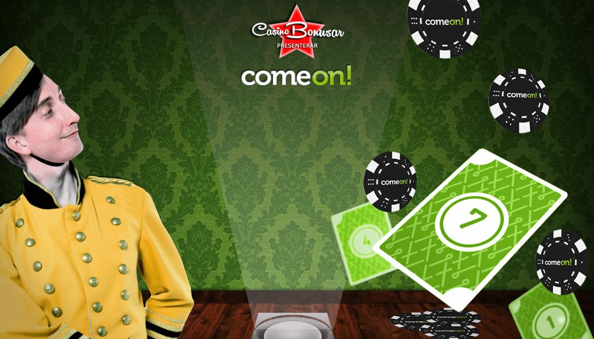 Comeon Casino Bonus Codes 2017