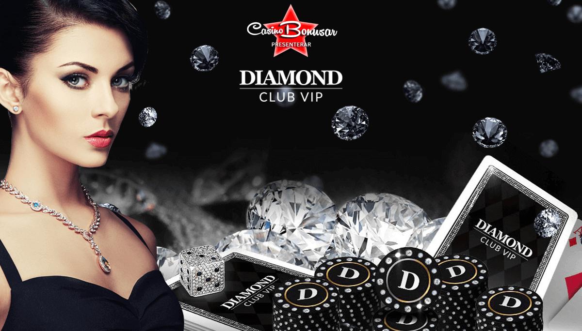 banner för diamond club casinobonusar