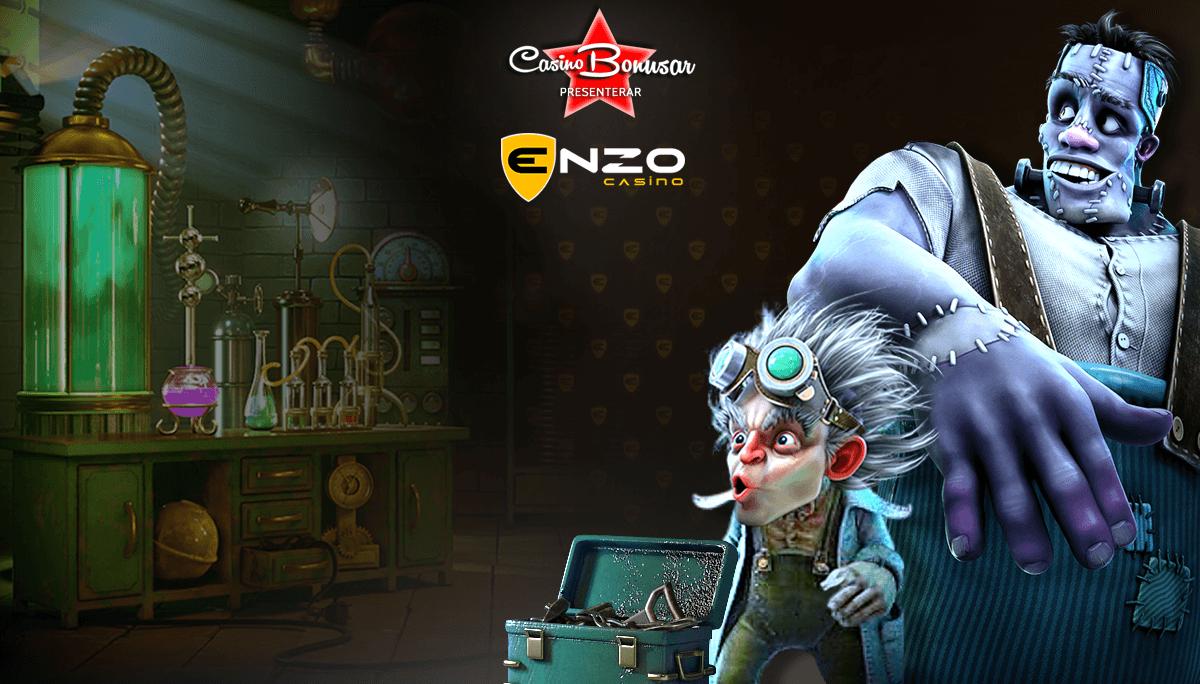 Vinn med casinobonusar hos Enzo
