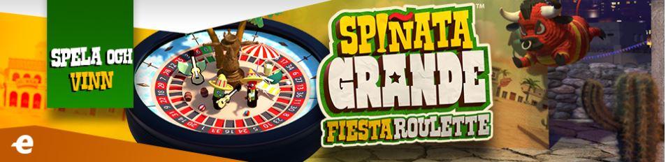 Expekt spinata grande freespins kampanj