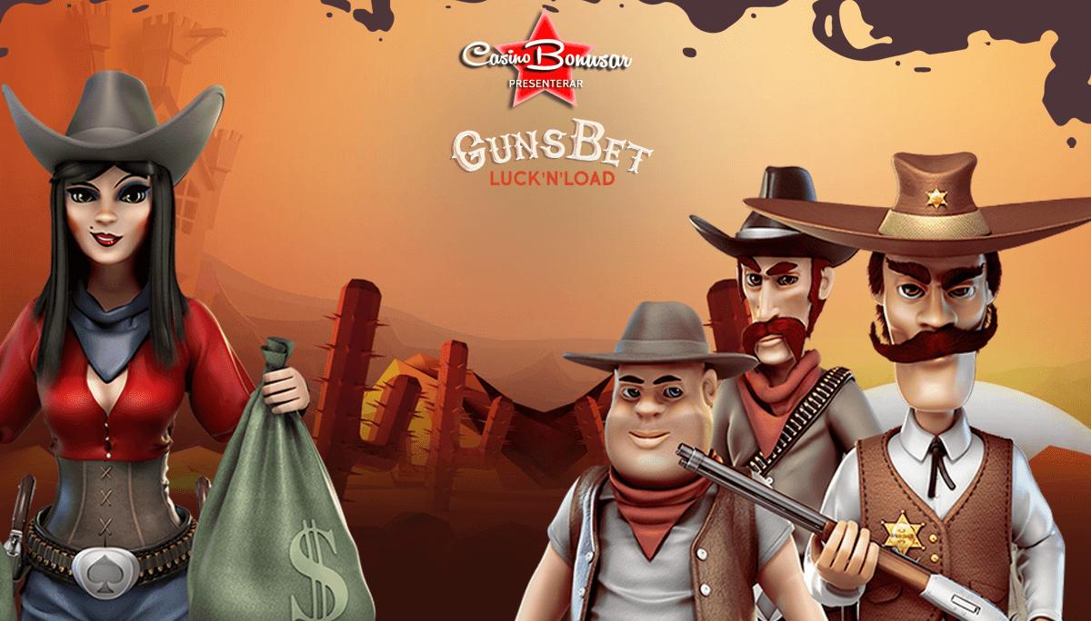 Läs om GunsBet hos Casinobonusar.nu