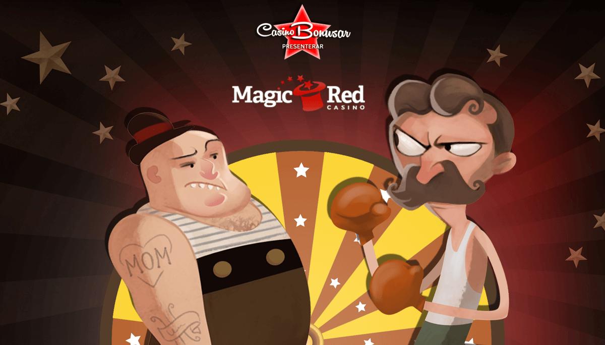 magicred casinobonus