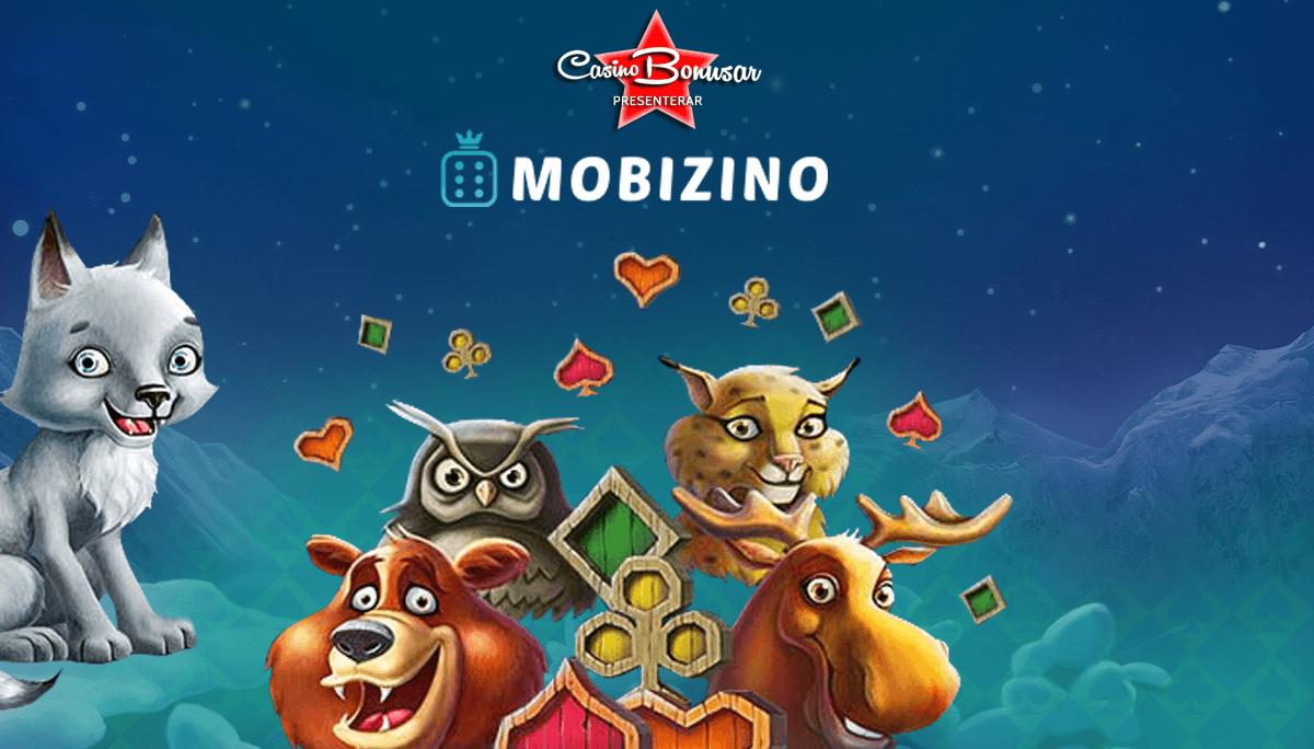 Använd casinobonusar hos Mobizino