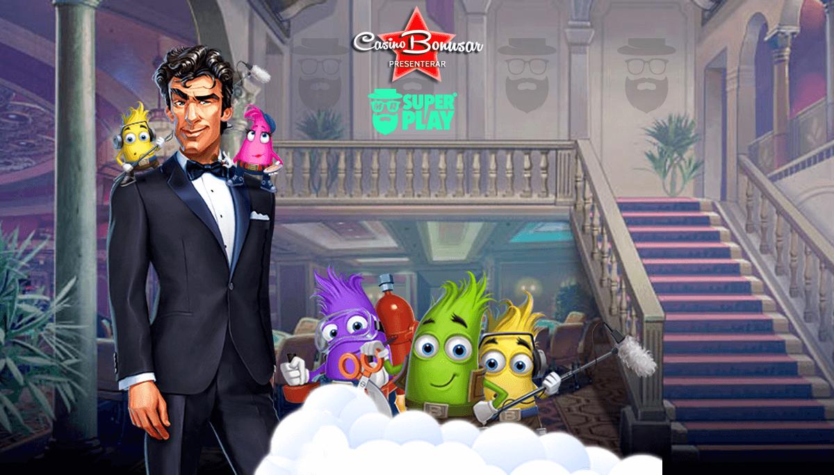 Läs om det nya Mr SuperPlay Casino hos Casinobonusar.nu