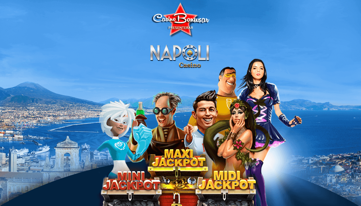Napoli casino casinobonusar banner