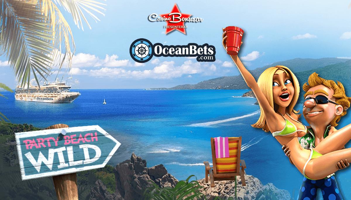 OceanBets - Skapa konto idag och fГҐ 200% upp till 20 000 kronor