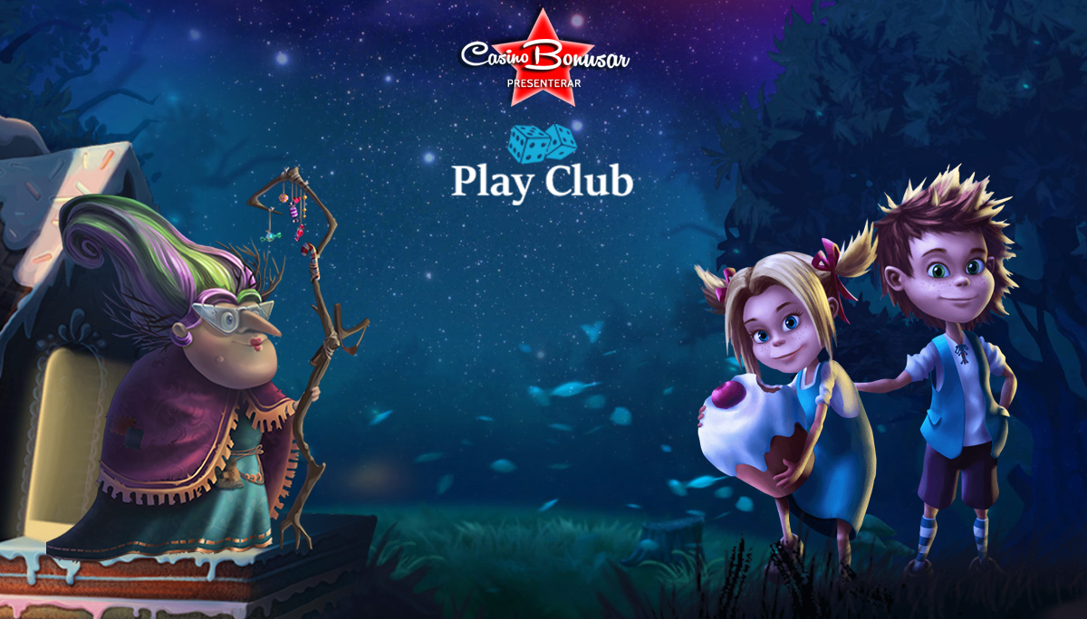 Play Club - 2 000 kr + 100 free spins