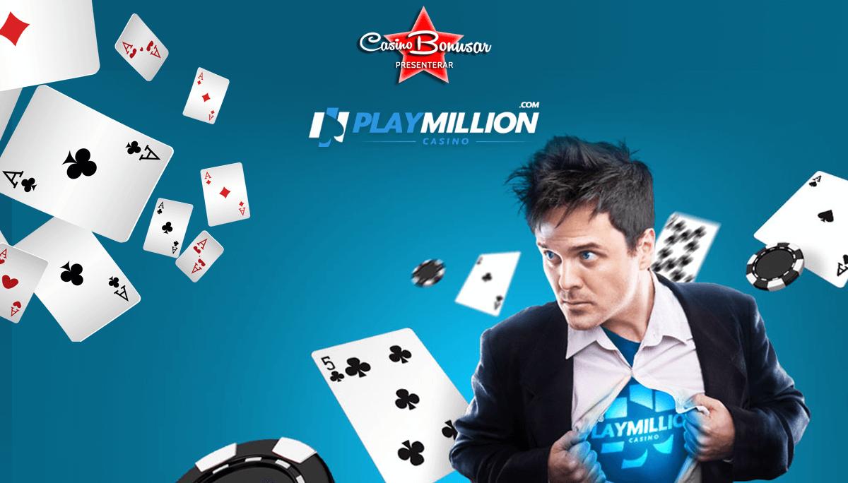 Play Million casinobonusar