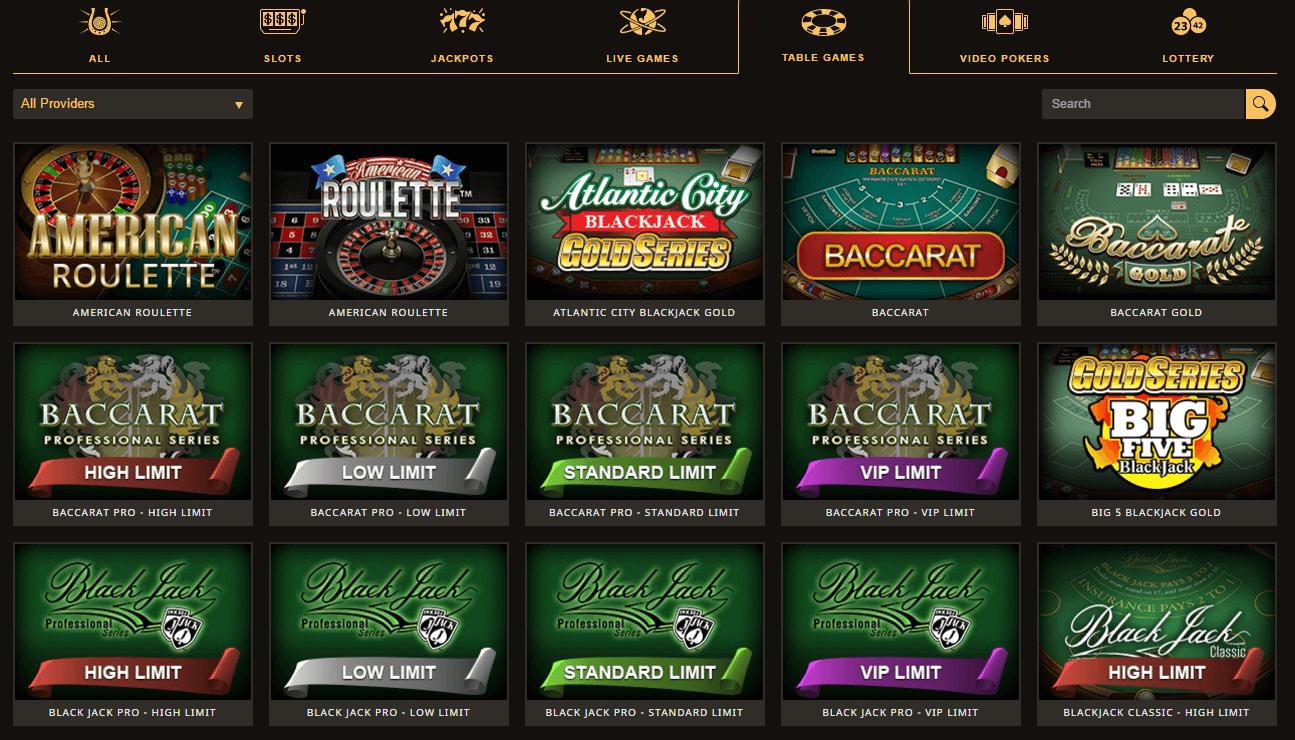 PlayFortuna screenshot