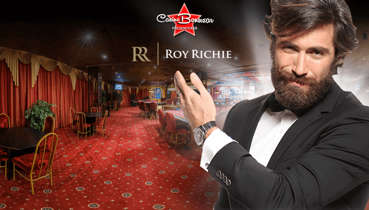 Roy Richie Casino hos Casinobonusar.nu