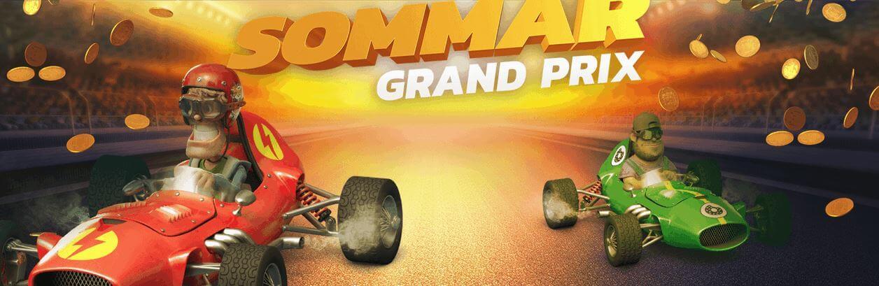 Thrills Grand Prix kampanj