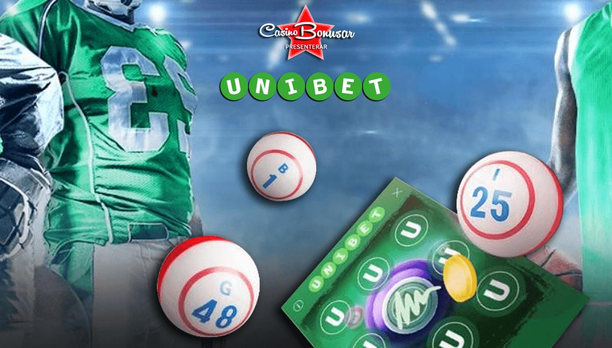 Unibet - 200% upp till 1000 kr + 50 free spins!
