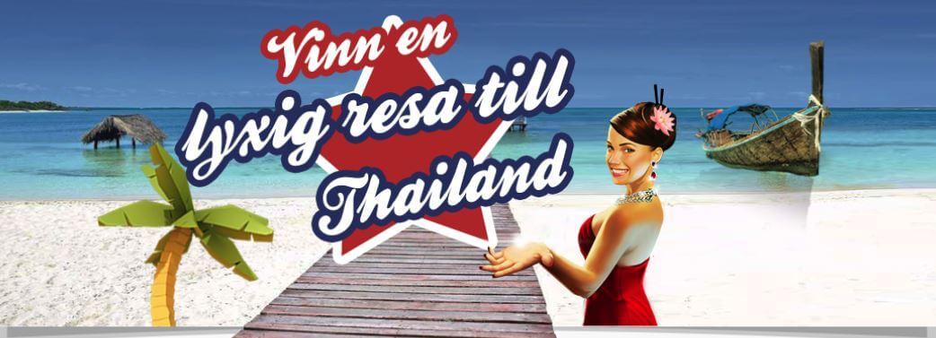 Vinn en lyxresa till Thailand hos Casimba Casino