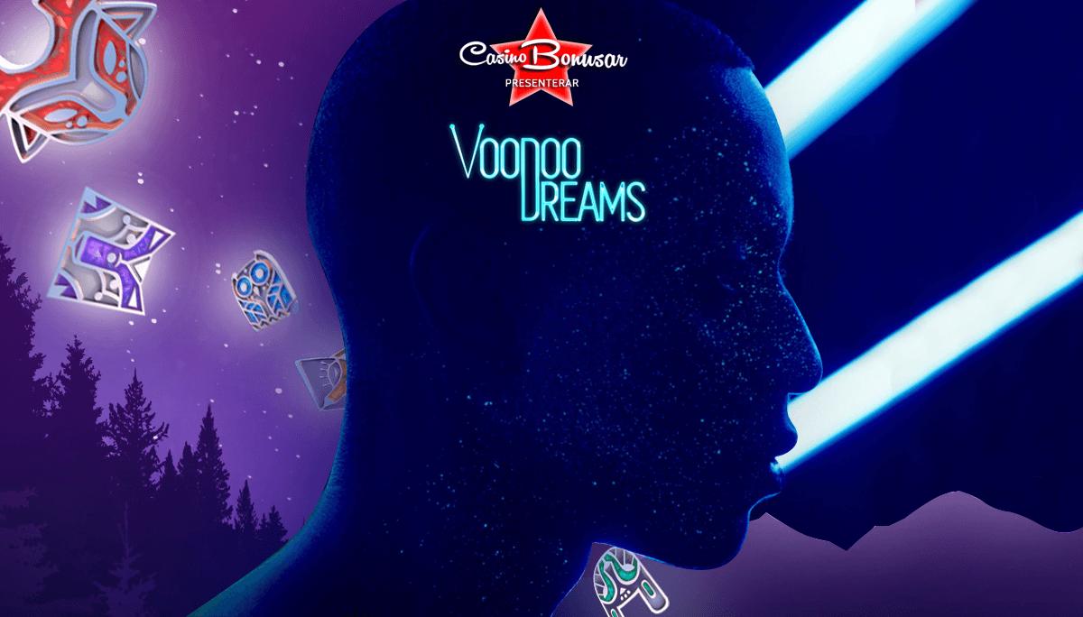 VoodooDreams - 10 000 kr + 200 free spins