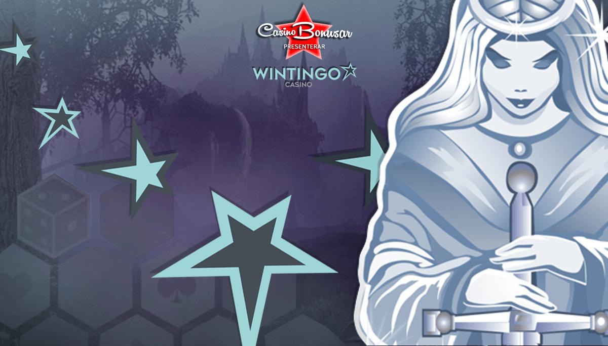 Spela hos Wintingo med bonus och free spins
