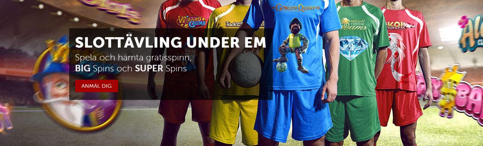Fotboll och free spins - CasinoBonusar.nu 572ec2c183539