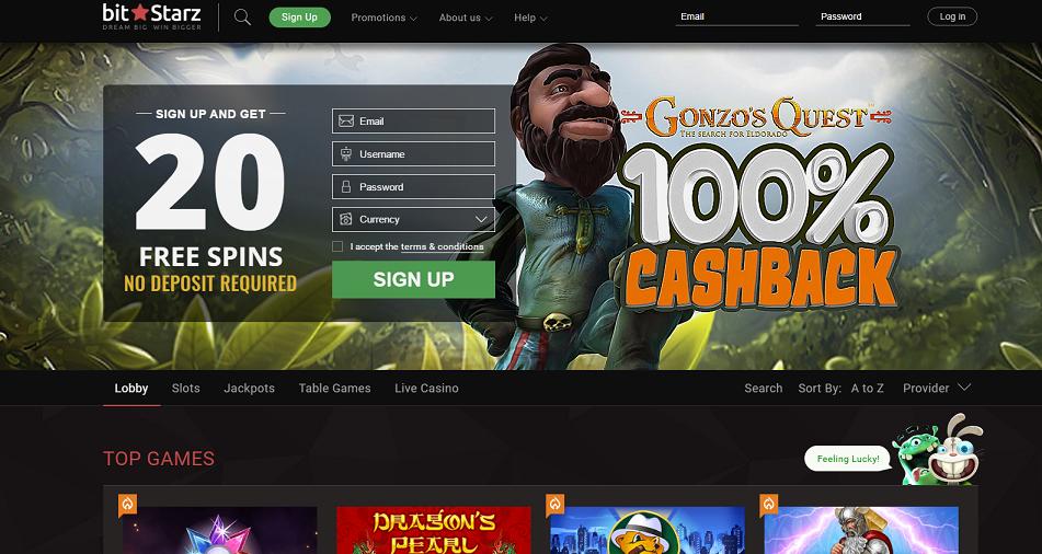 Spela gratis casino online med BitStarz