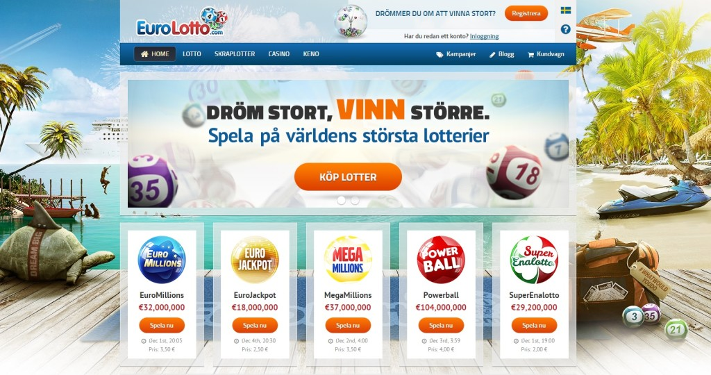 EuroLotto casino online