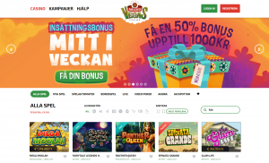 Mucho Vegas Casino - 15000 sek i bonus plus 150 freespins