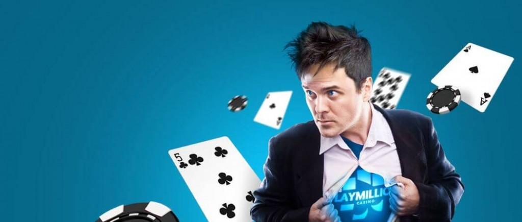 playmillion casino med casinospel och grymma casinobonusar