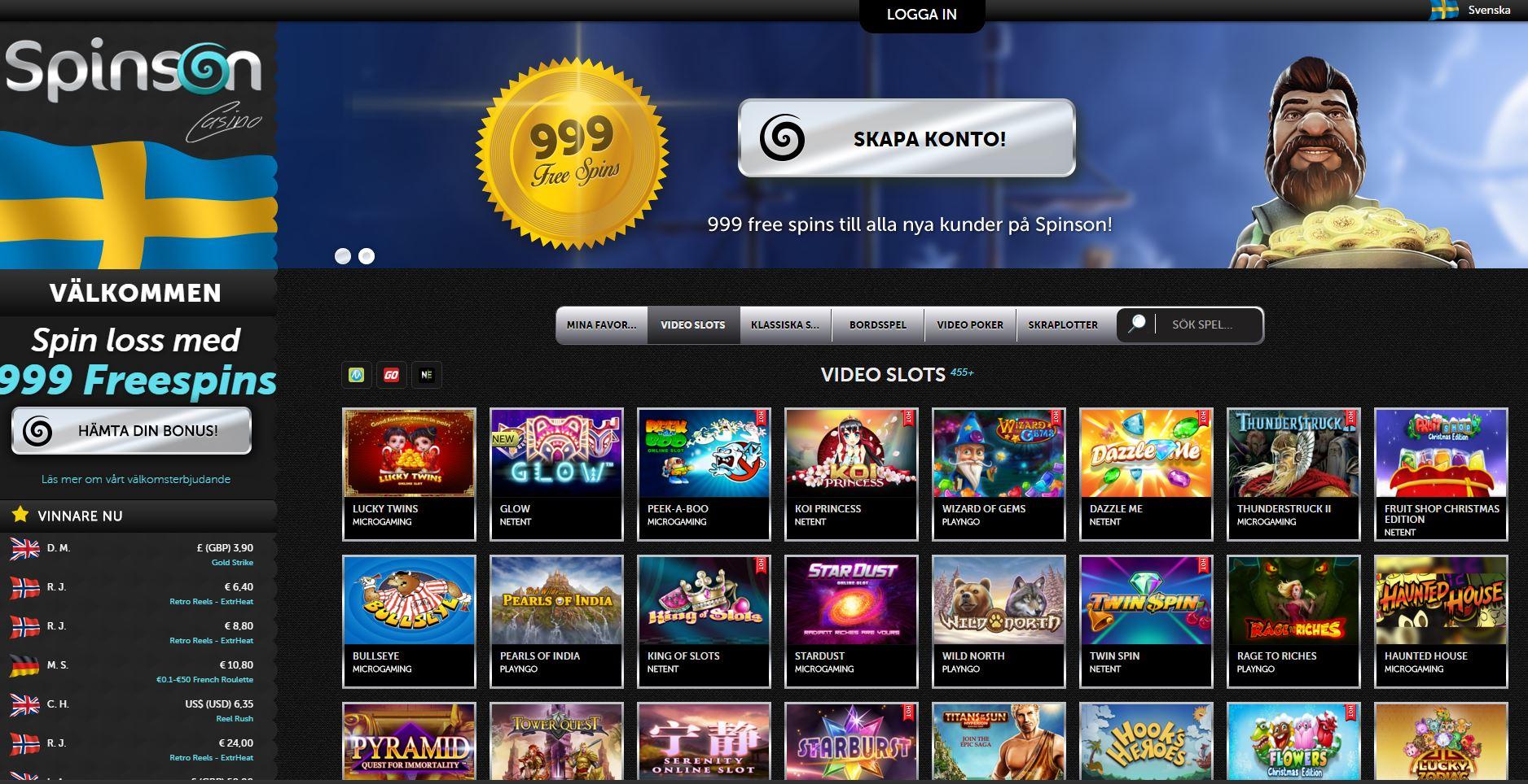 casino online bonus 2019