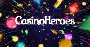 casino heroes kampanj