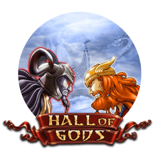 Hall of Gods jackpottar