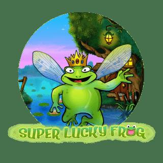 Super lucky Frog jackpottar