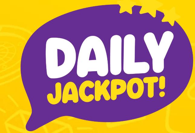 Jalla dagliga jackpotts