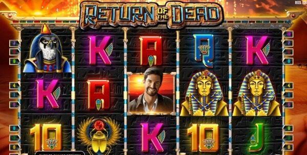 return of the dead bästa halloween slots 2020