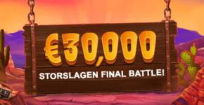 final battle hos videoslots i oktober 2020