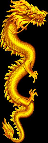 golden dragon slot symbol