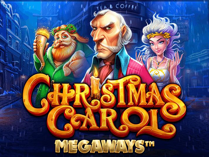 christmas carol megaways slotsspel