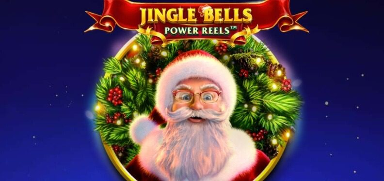 jingle bells power reels slot christmas 2020