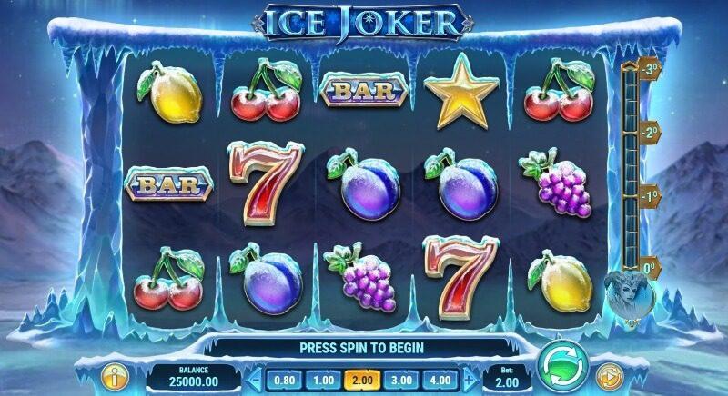 ice joker ny slot play n go