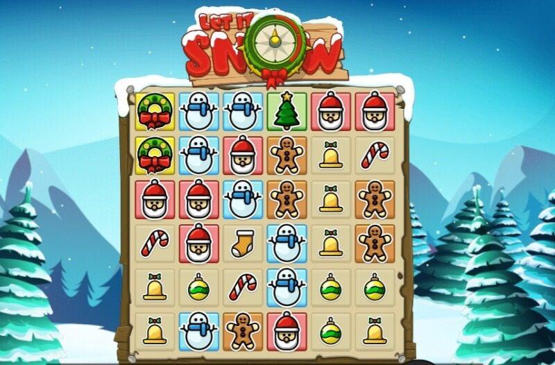 let it snow slot