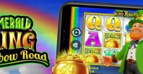 emerald king rainbow riches slot