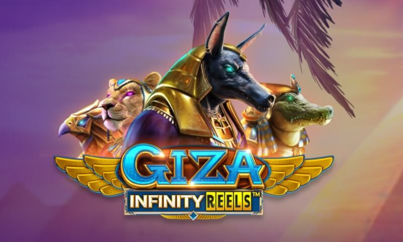giza infinity reels slot